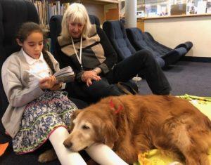 R E A D  - New York Therapy Animals